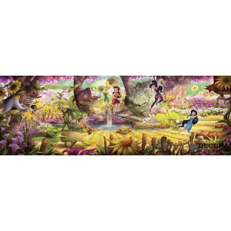 Mural DISNEY by KOMAR 4-416 Fairies Forest