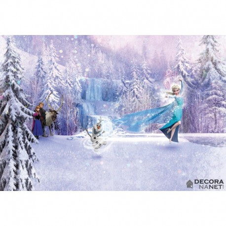 Fotomural DISNEY by KOMAR 8-499 Frozen Forest