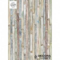 Fotomural TEXTURES 4NW-910 Vintage Wood