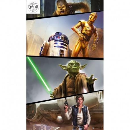 Fotomural STAR WARS by KOMAR VD-026 Star Wars Moments Rebels