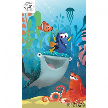 Mural DISNEY by KOMAR VD-043 Finding Dory Aquarell