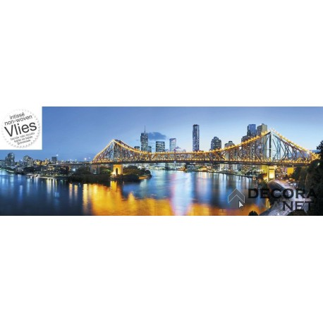 Fotomural URBAN XXL2-010 Brisbane