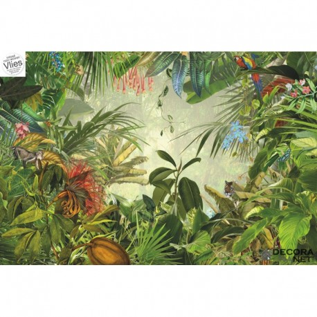 Mural TROPICAL XXL4-031 Into The Wild