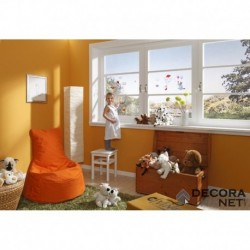 Window Sticker DISNEY by KOMAR 16403 Winnie Pooh