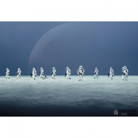 Fotomural STAR WARS by KOMAR 8-444 STAR WARS Scarif Beach