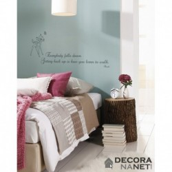 Wall Sticker DISNEY by KOMAR 14004 Getting Back Up