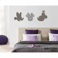 Wall Sticker DISNEY by KOMAR 14008 Minnie Art
