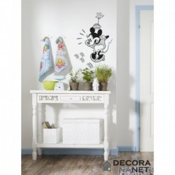 Wall Sticker DISNEY by KOMAR 14009 Minnie Scream