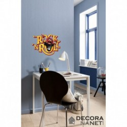 Wall Sticker DISNEY by KOMAR 14010 Muppets Tier Rock n Roll