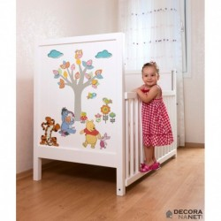 Wall Sticker DISNEY by KOMAR 14014 Winnie Pooh Nature Lovers