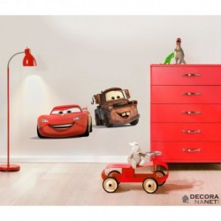 Wall Sticker DISNEY by KOMAR 14015 Cars Friends