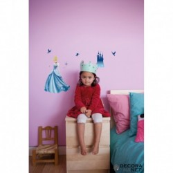 Wall Sticker DISNEY by KOMAR 14016 Princess Dream