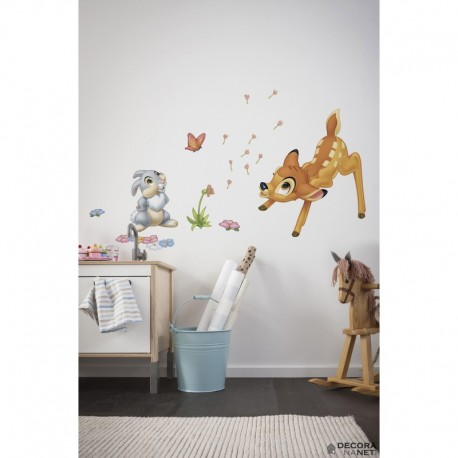 Wall Sticker DISNEY by KOMAR 14043 Bambi