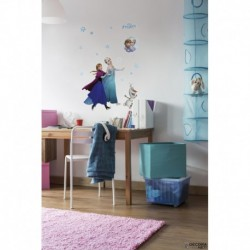 Wall Sticker DISNEY by KOMAR 14048 Anna Und Elsa