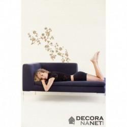 Wall Sticker FLORAL AND WELLNESS 17015 Frasca