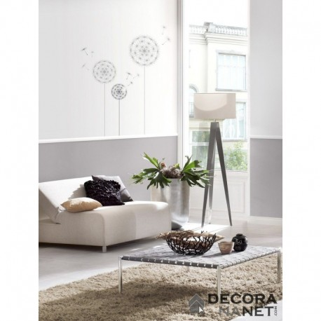 Wall Sticker FLORAL AND WELLNESS 17713 Dandelion
