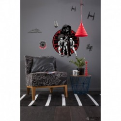 Wall Sticker STAR WARS by KOMAR 14024 Star Wars First Order