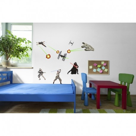 Wall Sticker STAR WARS by KOMAR 14029 Star Wars