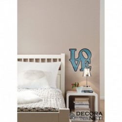 Wall Sticker STILL LIFE 17039 Love