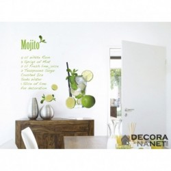 Wall Sticker WORDS 17708 Mojito