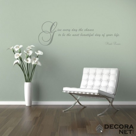 Wall Sticker WORDS 17710 Beautiful