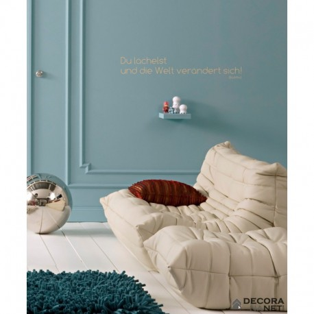 Wall Sticker WORDS 18001 Du Lachelst