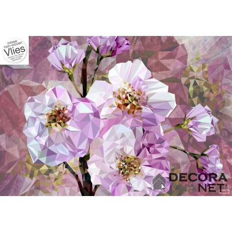 Fotomural FLORAL AND WELLNESS XXL4-064 Blooming Gems