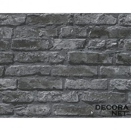 Papel Pintado BLACK & WHITE IL DECORO 954701